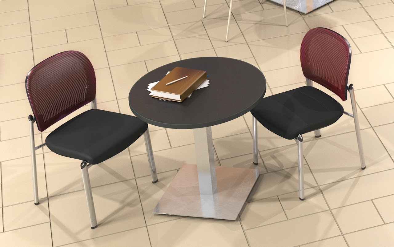 lunchroom and breakroom cafe bistro tables. Black Bedroom Furniture Sets. Home Design Ideas