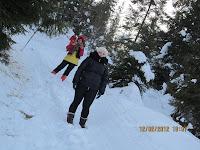 Фоторепортаж с тренинга по ньяса-йоге 12-18 февраля 2012г в Карпатах.728