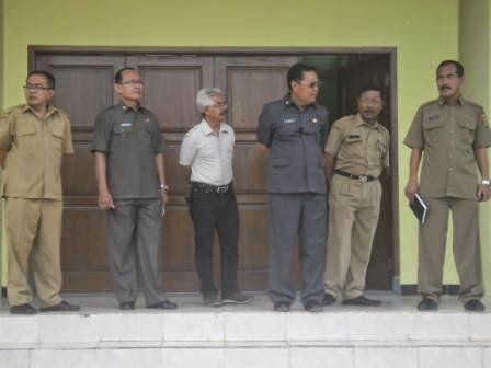 GOR Bung Hatta Kabupaten Ngawi Jawa Timur