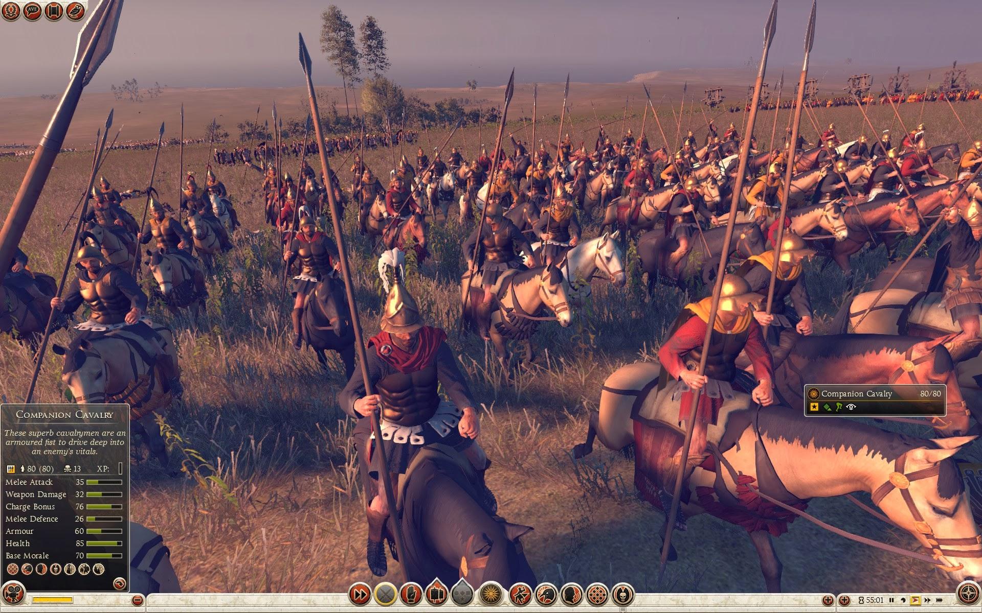 Companion Cavalry