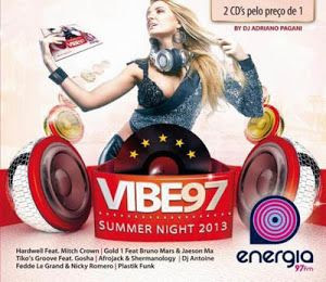 Download – CD Energia Vibe 97: Summer Night 2013