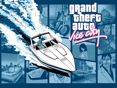 """grand theft auto vice city"""