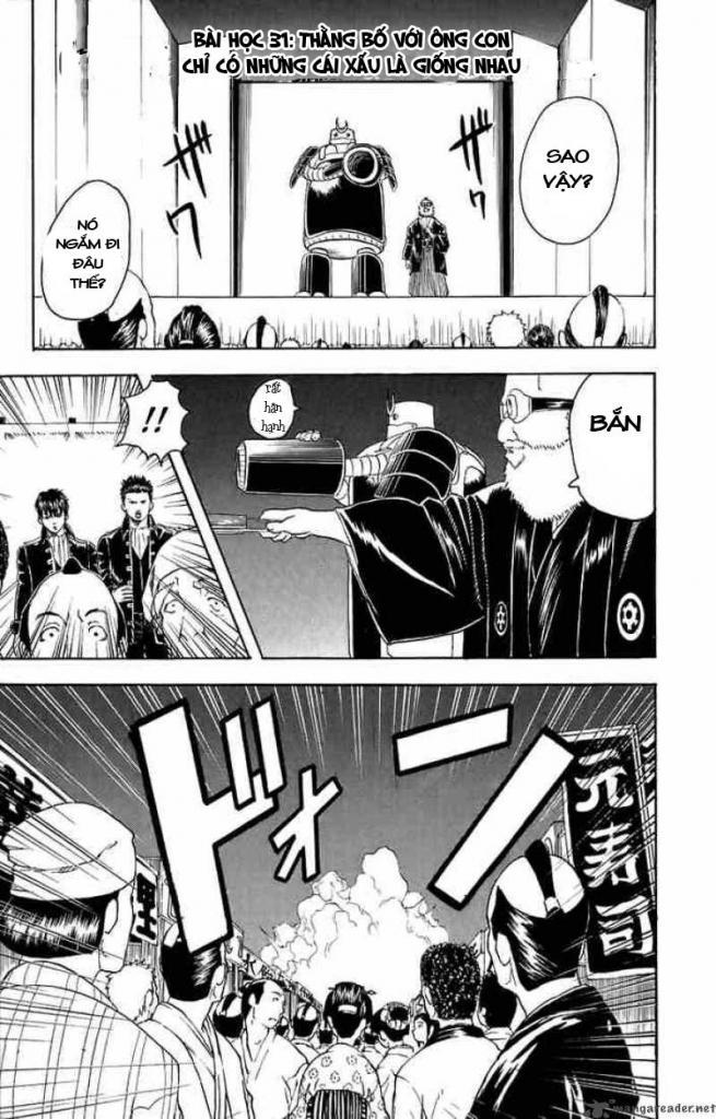 Gintama Chap 31 page 1 - Truyentranhaz.net