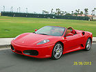 2007 Ferrari F430 Spider Convertible 2-Door 4.3L