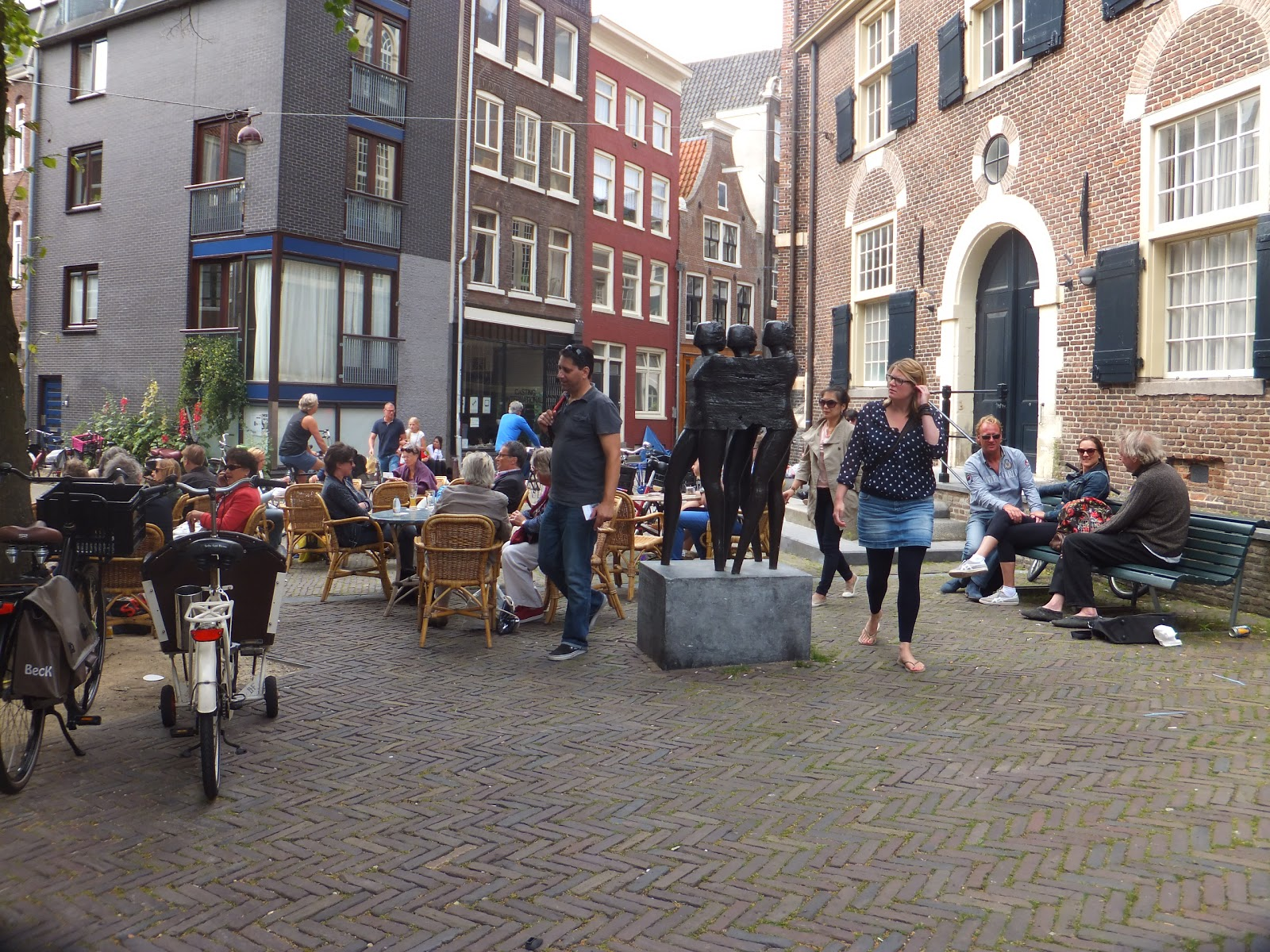 Noordermarkt, Amsterdam, Elisa N, Blog de Viajes