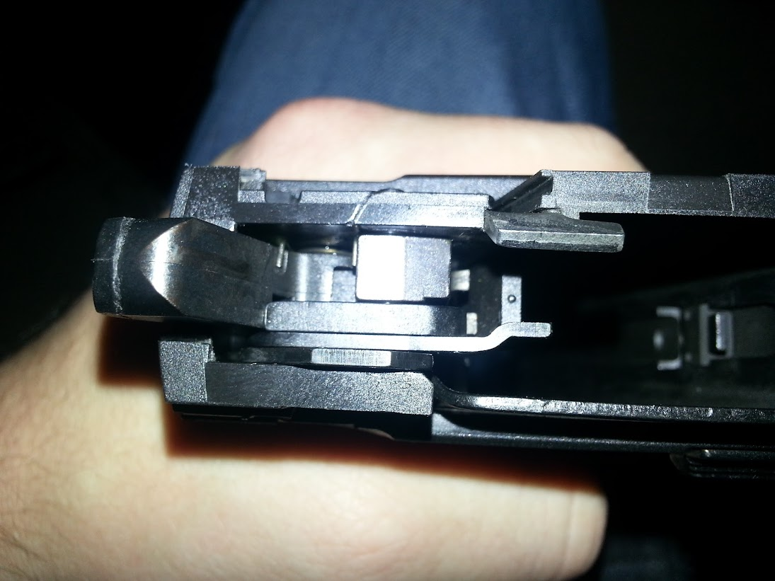 hk45 lem trigger weight loss