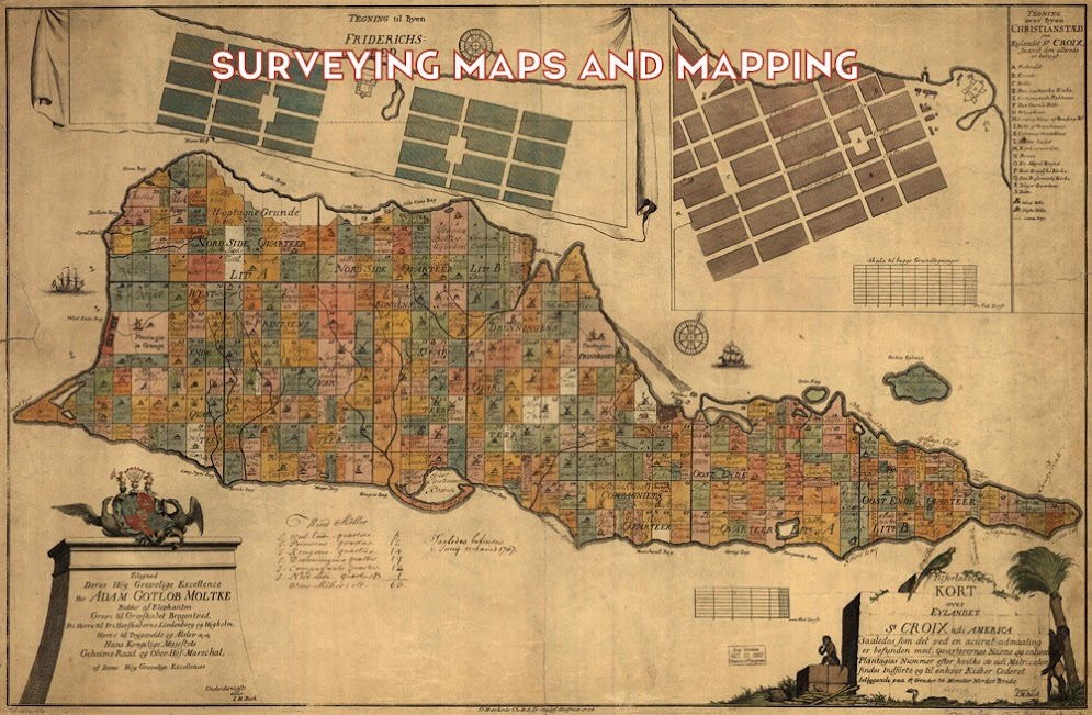 Survey Maps and Mapping