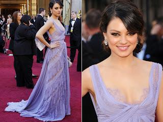 Mila+Kunis Oscar 2011!