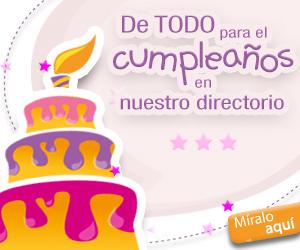 Directorio mamitips cumpleaños