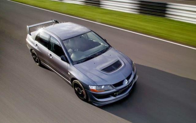 Mitsubishi Lancer Evolution 8 MR