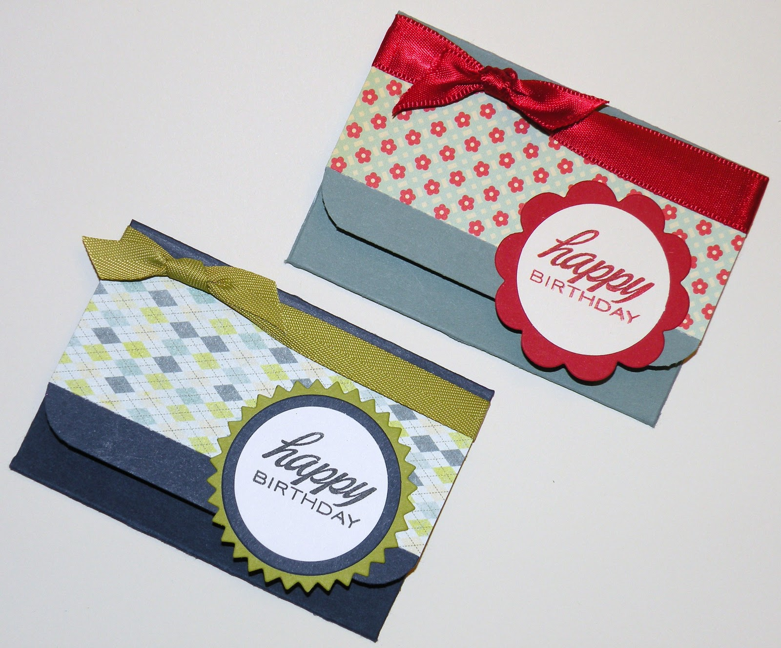 Creative Smiles Easy Gift Card Holders
