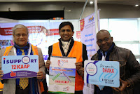 Bangladesh Delegate in International AIDS Conference 2014 at Melbourne to promote ICAAP12