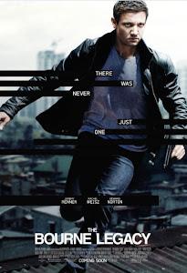 Mật Mã Bourne - The Bourne Legacy poster
