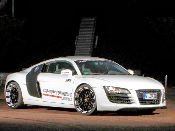 2013 xXx Performance Audi R8 Biturbo