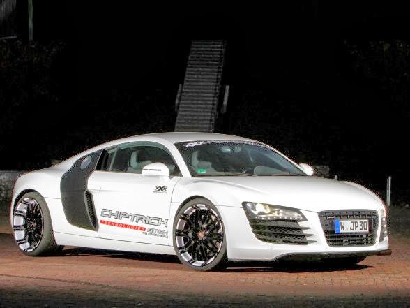2013 xXx Performance Audi R8 Biturbo