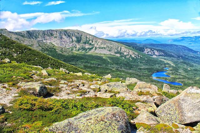 Backwoodsplaid Hiking Maine S Tallest Peak