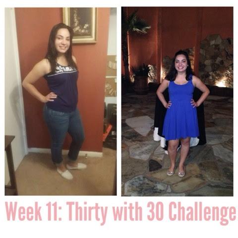 30x30 Week 11