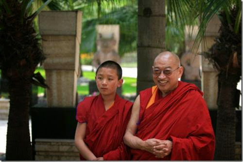 A Tribute To H E Zemey Rinpoche