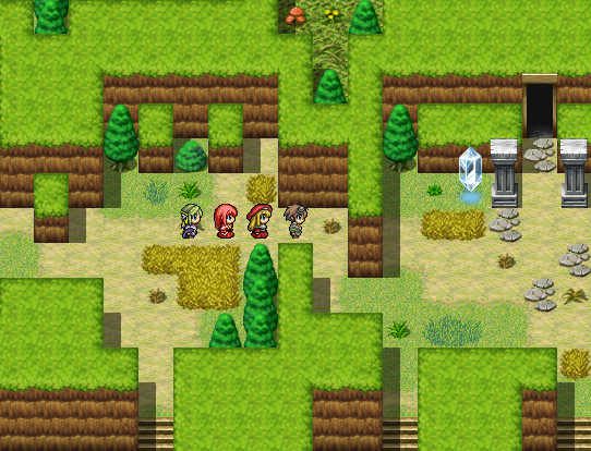 New Game Rpgmaker Net: Review: A Creative Use Of RPG Maker VX