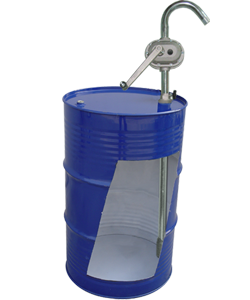 Hand Operated Barrel Pump - Lobe Type High Flow Pump