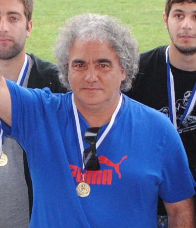 Στον Ακράτητο Δάφνης συνεχίζει ο Γιώργος Πελέκης…