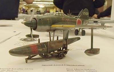 N1K1 Kyofu model display