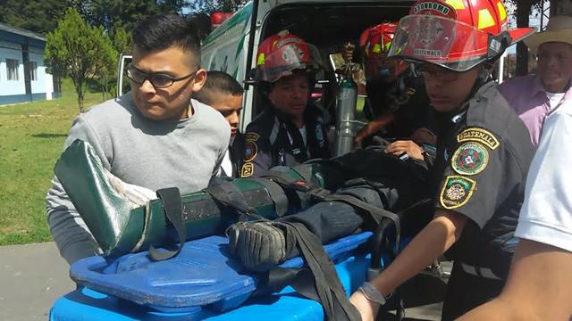 Dos muertos y varios heridos en Tejutla
