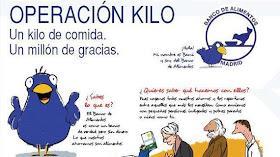 Operación Kilo Retiro, domingo 16 de diciembre
