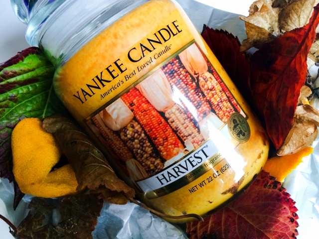 Yankee Candle 'Harvest' review