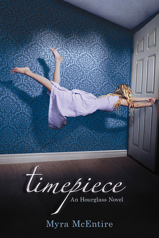 Review: Timepiece by Myra McEntire