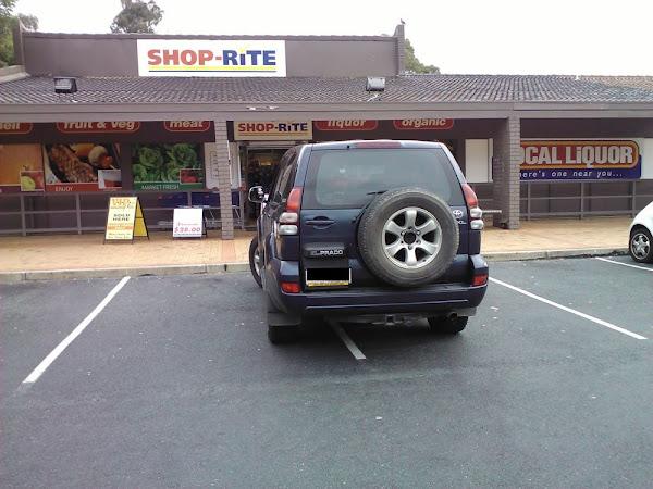 rivett parking