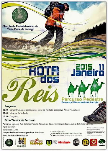 Programa - Rota dos Reis - Lamego - 2015