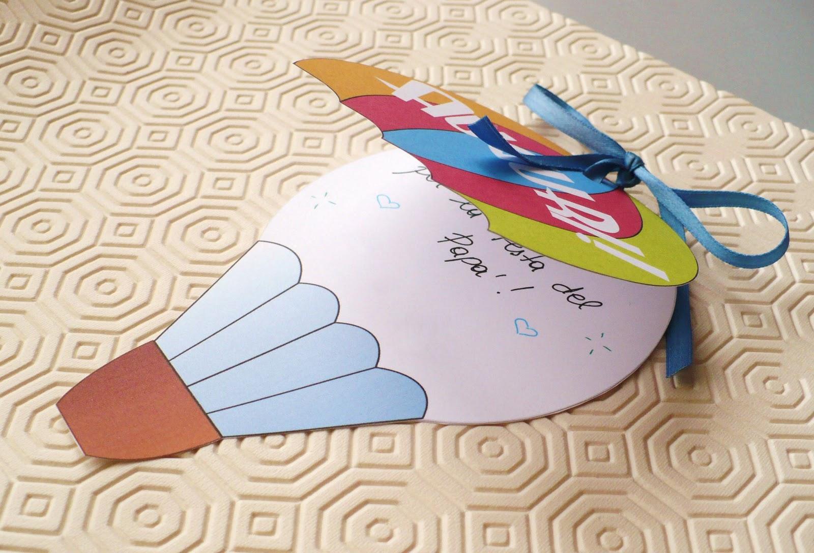 Conosciuto Sweet Bio design: Biglietto per la festa del papà! - Dad's day card NT57