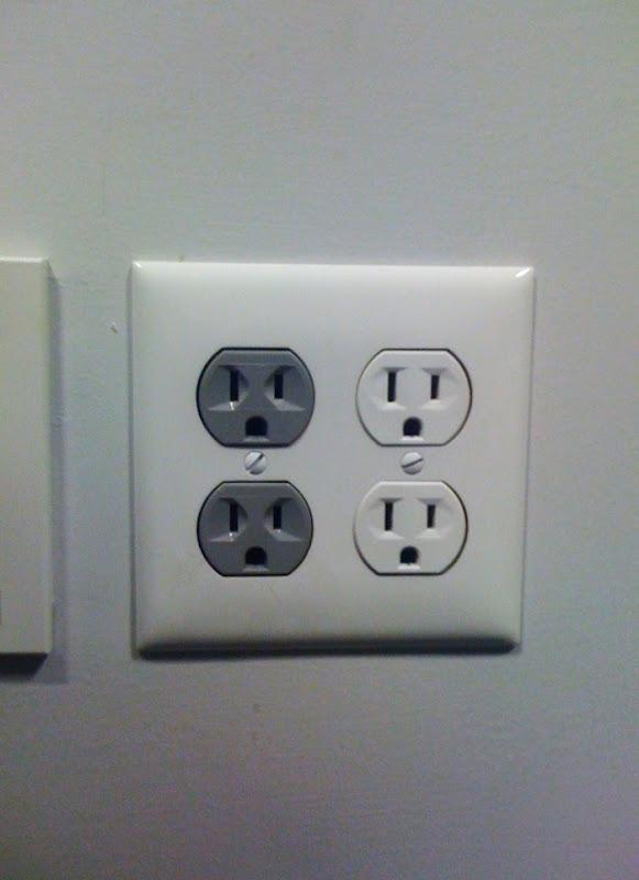 Angry VS Scared Plug Socket