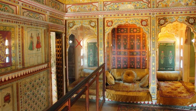 Living Room in Patwon ki Haveli