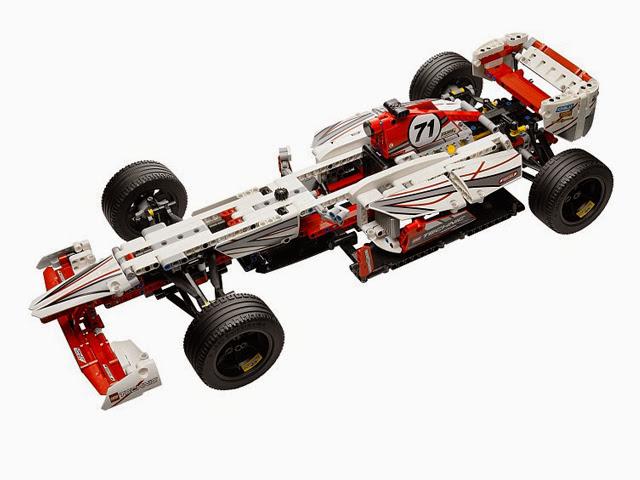 42000 レゴ グランプリレーサー(テクニック)