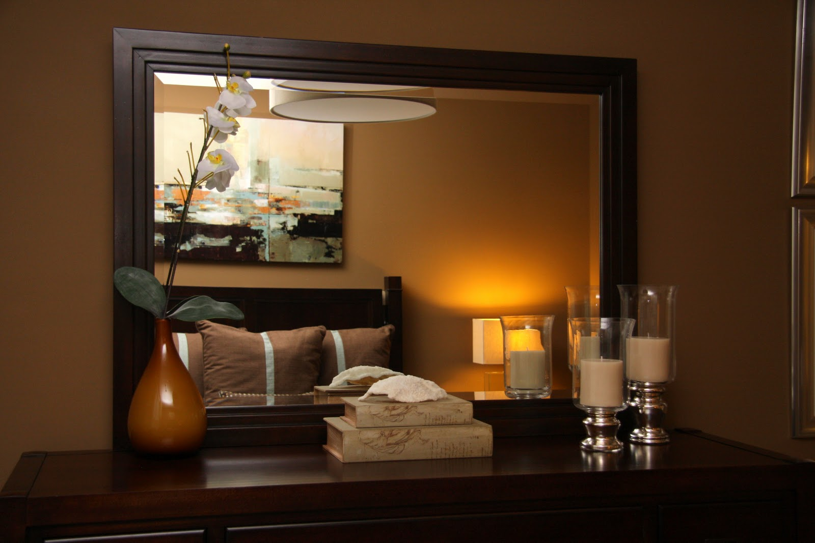 Bachelor Bedroom Art