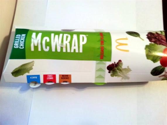 The McWrap