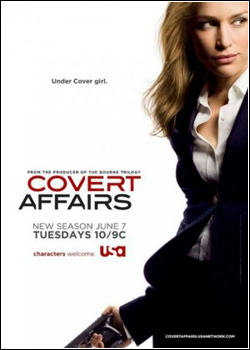 coverrr Covert Affairs 2ª Temporada Episódio 12 Legendado RMVB + AVI