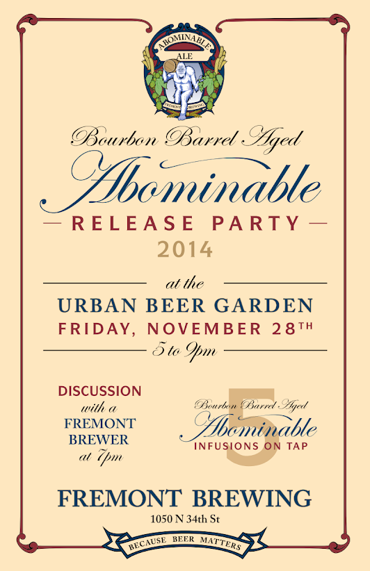 click on the image for a larger poster. image courtesy Fremont Brewing Company