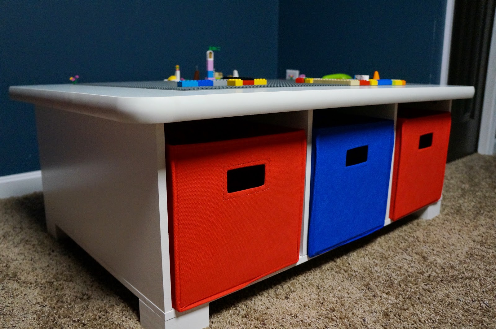 A Lego Table From Target