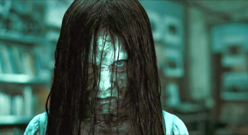 Screen Shot Of Hollywood Movie The Ring (2002) In Hindi English Full Movie Free Download And Watch Online at Alldownloads4u.Com