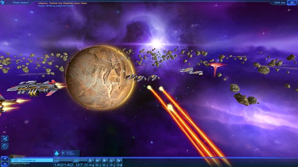 Sid Meiers Starships-Download Full Crack - Game Screenshot