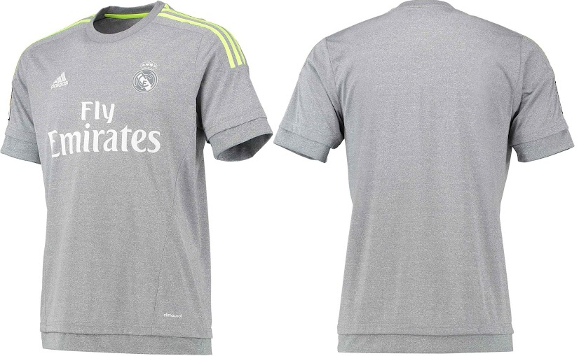 Real Madrid 2015-16 Home Away Kits Released (Third Leaked) 433994f7f