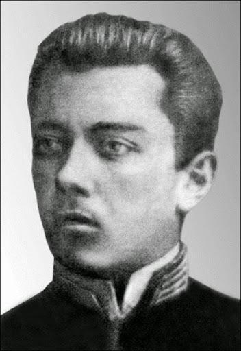 Михайло Баран, один з перших сотників Українських Січових Стрільців