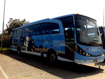 Foto Rental Bus, Rental Bus
