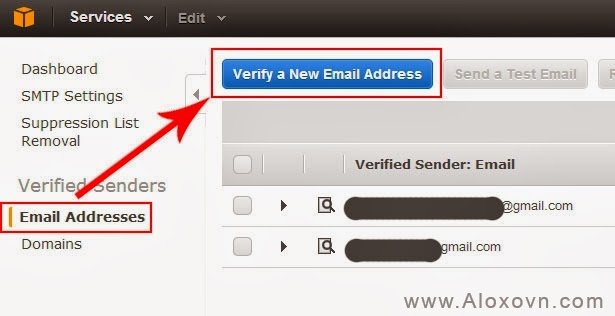 Verify This Email Address Email Amazon SES 01