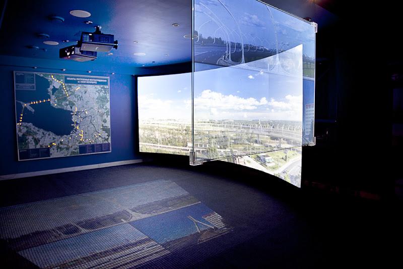 Схема интерактивного музея