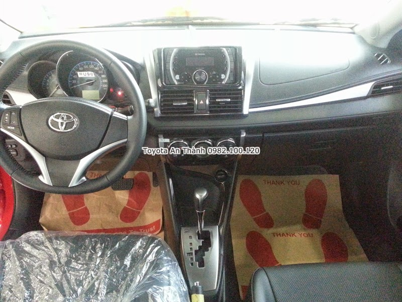 Khuyến Mãi Giá Bán Xe Ôtô Toyota Vios 2015 Mới 1