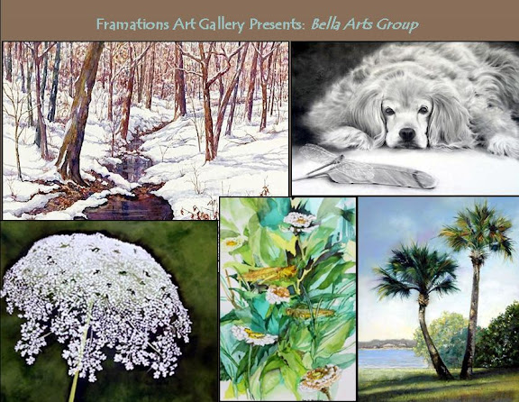 Bella Arts Group: The art of Ten Rolla Area Artists